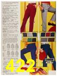1987 Sears Fall Winter Catalog, Page 422