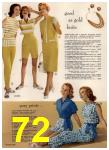 1960 Sears Spring Summer Catalog, Page 72