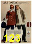 1972 Sears Fall Winter Catalog, Page 123