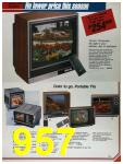 1986 Sears Fall Winter Catalog, Page 957