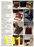 1982 Sears Fall Winter Catalog, Page 131
