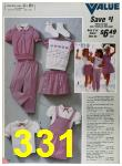 1985 Sears Spring Summer Catalog, Page 331
