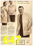 1960 Sears Fall Winter Catalog, Page 647