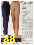 1987 Sears Spring Summer Catalog, Page 88