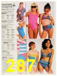 1987 Sears Spring Summer Catalog, Page 287