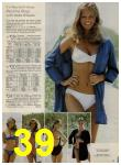 1984 Sears Spring Summer Catalog, Page 39