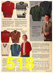 1962 Sears Fall Winter Catalog, Page 518