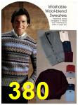 1983 Sears Fall Winter Catalog, Page 380