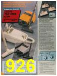 1986 Sears Fall Winter Catalog, Page 926