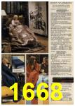 1980 Sears Fall Winter Catalog, Page 1668