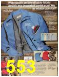 1987 Sears Fall Winter Catalog, Page 553