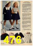 1965 Sears Spring Summer Catalog, Page 476