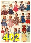 1956 Sears Fall Winter Catalog, Page 402