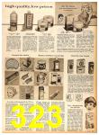 1958 Sears Fall Winter Catalog, Page 323