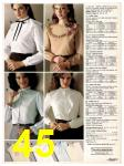 1982 Sears Fall Winter Catalog, Page 45