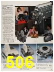 1987 Sears Spring Summer Catalog, Page 506