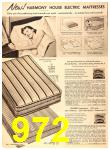 1956 Sears Fall Winter Catalog, Page 972