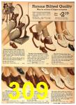 1942 Sears Spring Summer Catalog, Page 309