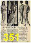 1968 Sears Fall Winter Catalog, Page 351