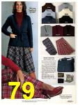 1982 Sears Fall Winter Catalog, Page 79