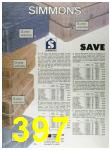 1989 Sears Home Annual Catalog, Page 397