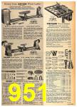 1962 Sears Fall Winter Catalog, Page 951