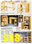 1988 Sears Fall Winter Catalog, Page 988