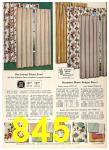 1958 Sears Fall Winter Catalog, Page 845