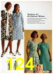 1972 Sears Spring Summer Catalog, Page 124