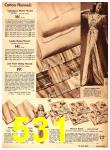 1942 Sears Spring Summer Catalog, Page 531