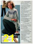 1977 Sears Fall Winter Catalog, Page 21