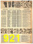 1949 Sears Spring Summer Catalog, Page 921
