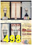 1949 Sears Spring Summer Catalog, Page 498