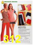 1973 Sears Spring Summer Catalog, Page 312