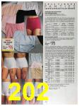 1991 Sears Spring Summer Catalog, Page 202