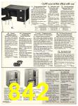 1982 Sears Fall Winter Catalog, Page 842