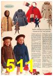 1963 Sears Fall Winter Catalog, Page 511