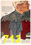 1963 Sears Fall Winter Catalog, Page 713