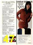 1978 Sears Fall Winter Catalog, Page 47
