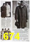 1964 Sears Fall Winter Catalog, Page 674