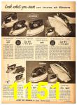 1958 Sears Fall Winter Catalog, Page 1151