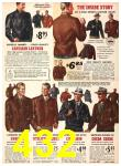 1940 Sears Fall Winter Catalog, Page 432