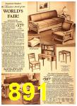 1940 Sears Fall Winter Catalog, Page 891