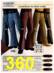 1972 Sears Fall Winter Catalog, Page 360