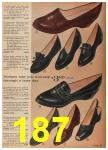 1962 Sears Fall Winter Catalog, Page 187