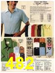1981 Sears Spring Summer Catalog, Page 482