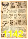1958 Sears Fall Winter Catalog, Page 1142