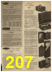 1962 Sears Spring Summer Catalog, Page 207