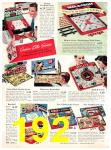 1954 Sears Christmas Book, Page 192