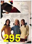 1971 Sears Fall Winter Catalog, Page 295